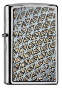 Zapalniczka Zippo Tiles And Triangles 60001986