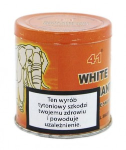 #Tabaka 41 Photo White Elephant 35g