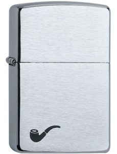 Zapalniczka Zippo Pipe Lighter Brushed Chrome 200PL
